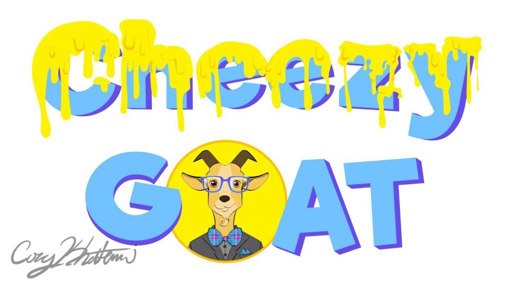 Cheezy Goat Logo
